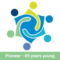 Pioneer - 65 years young